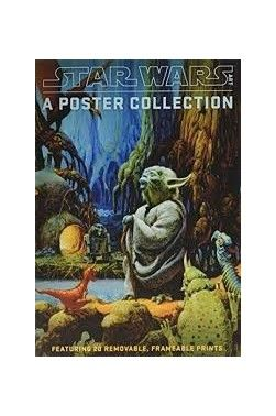 STAR WARS ART: A POSTER COLLECTION (POSTER BOOK)