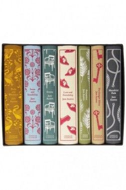 JANE AUSTEN: THE COMPLETE WORKS