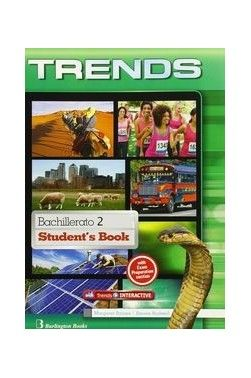 TRENDS 2ND BACHILLERATO. STUDENT'S BOOK (ED.14