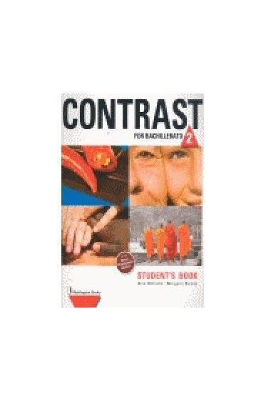 CONTRAST FOR 2ND BACHILLERATO. STUDENT'S BOOK (ED.12)