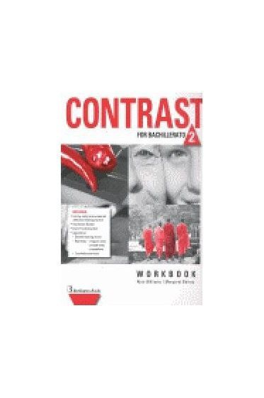 CONTRAST FOR 2ND BACHILLERATO. WORKBOOK (ED.12)