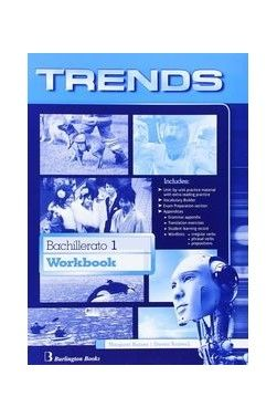 TRENDS 1ST BACHILLERATO. WORKBOOK,(ED.14)