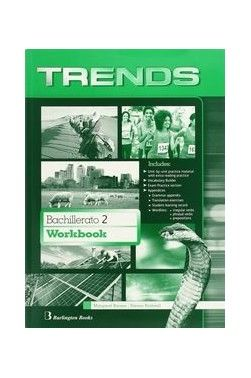 TRENDS 2ND BACHILLERATO. WORKBOOK