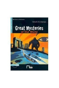 GREAT MYSTERIES OF OUR WORLD +CD