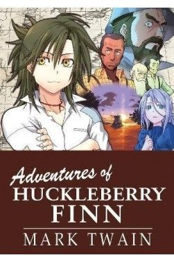 THE ADVENTURES OF HUCKLEBERRY