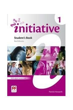 INITIATIVE 1ST BACHILLERATO. STUDENT'S BOOK