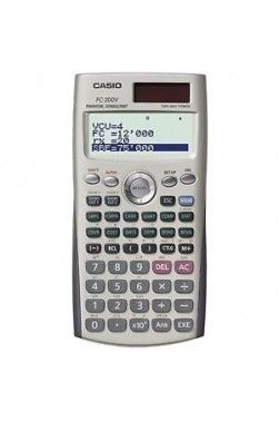 CALCULADORA CASIO FINANCIERA FC200V BLISTER