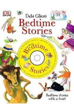 BEDTIME STORIES (WITH CD)