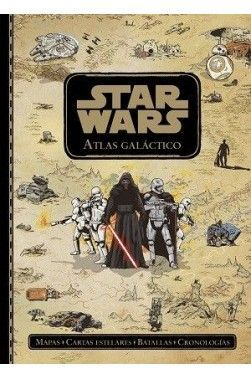 STAR WARS: ATLAS GALÁCTICO